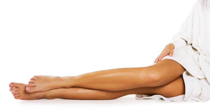 Laser Vein Removal for Smoother Legs