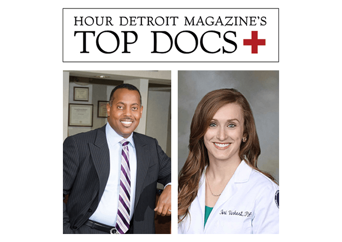 Hour Detroit Magazine's Top Docs